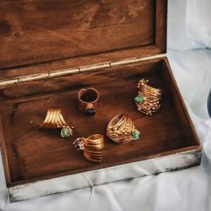 Tips para cuidar tus joyas en baño de oro