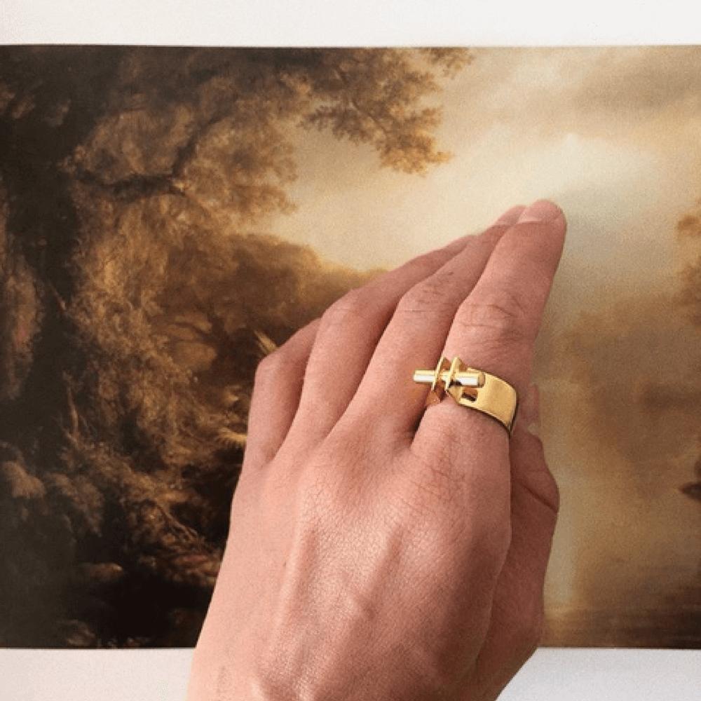 Beam Ring Dorado_1