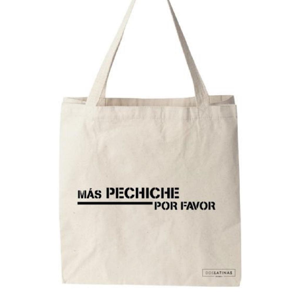 Más Pechiche Por Favor Tote Bag_1