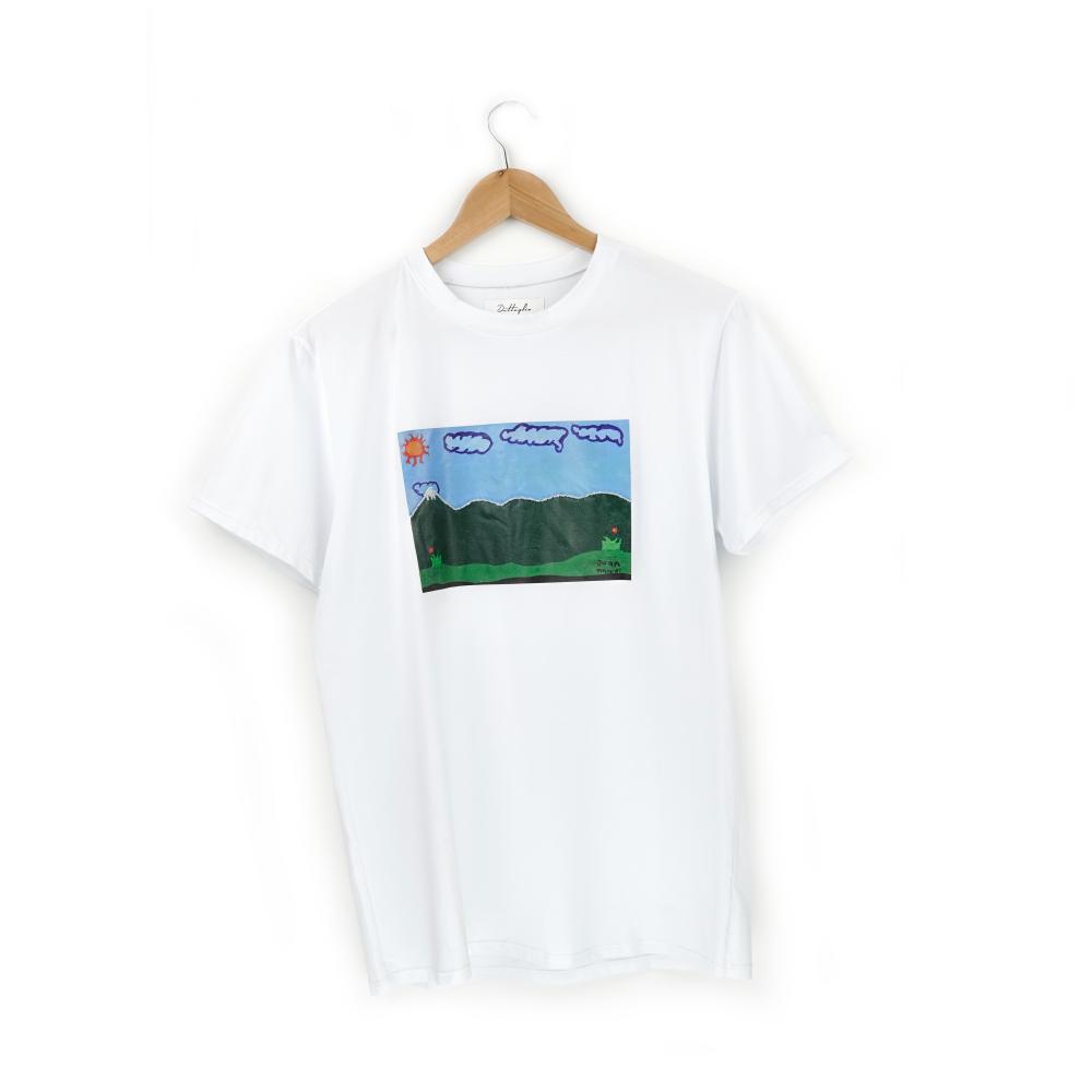 Camiseta La Esencia del Color - La Montaña_1