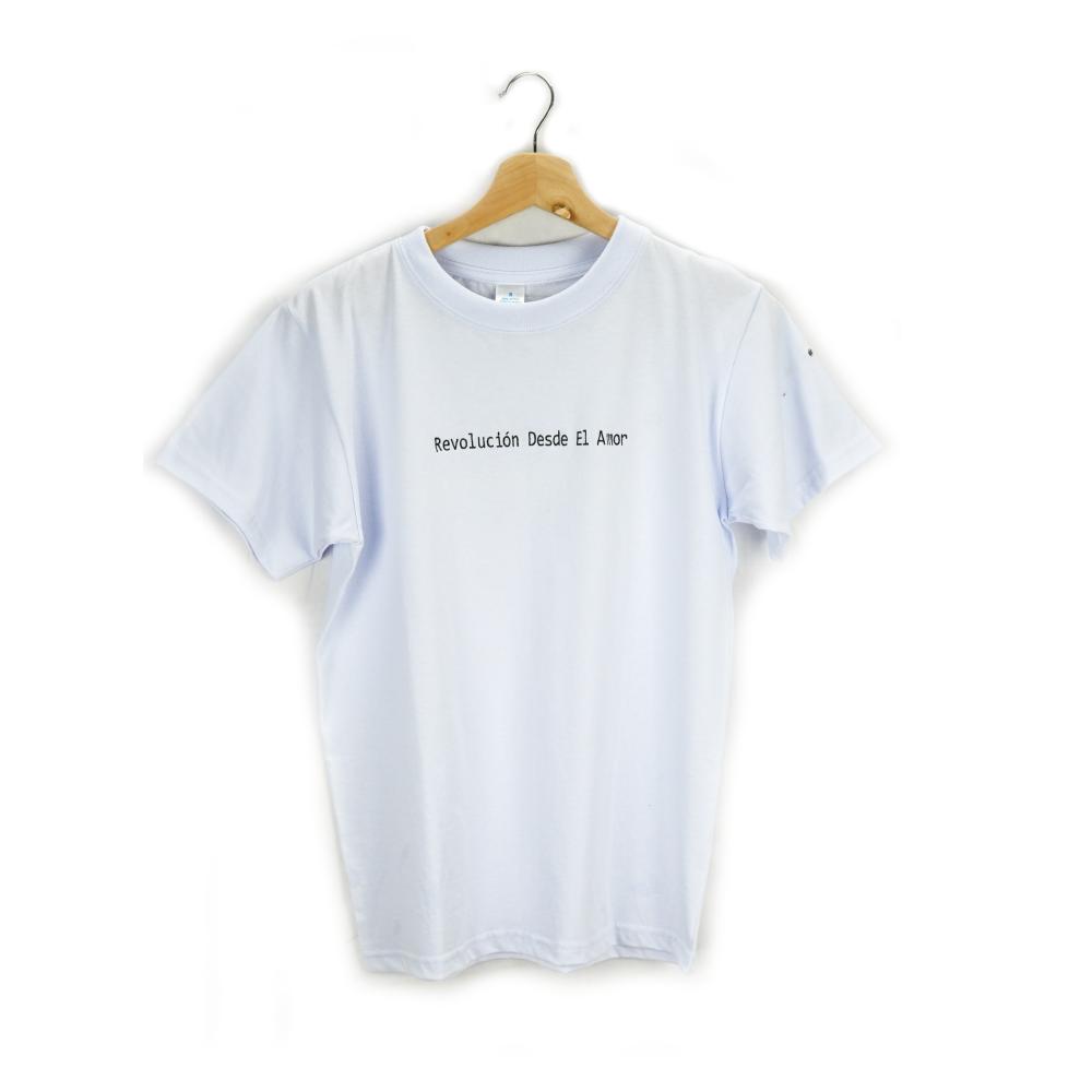 Revolución Desde EL Amor Camiseta_1