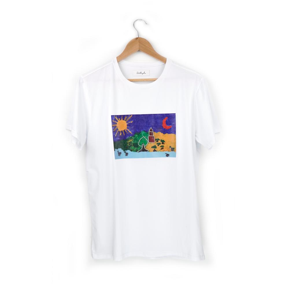 Camiseta La Esencia del Color - Mi Casa_1