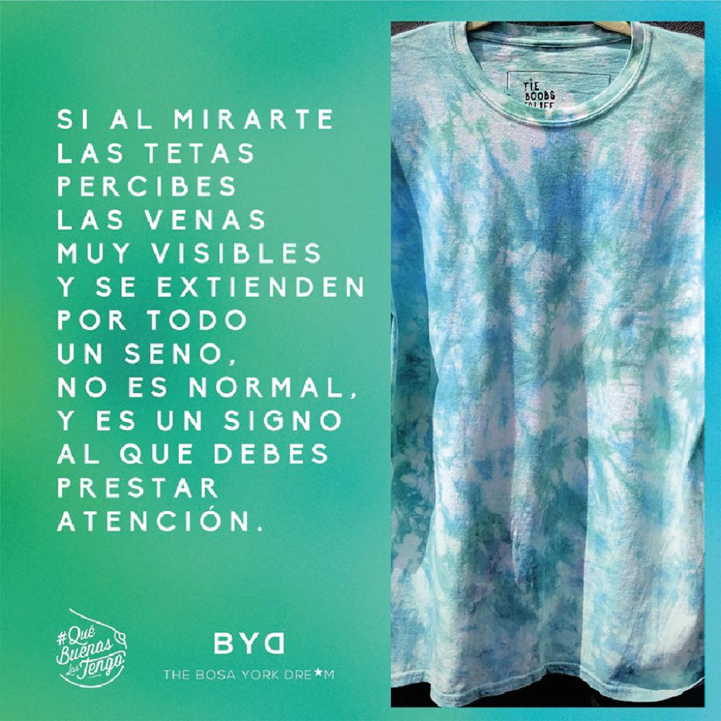Camiseta Venas_1