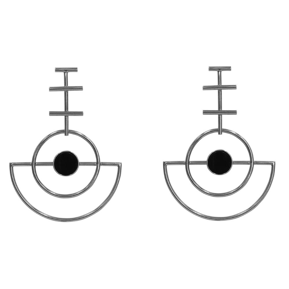 Bonny Earrings Onix_2