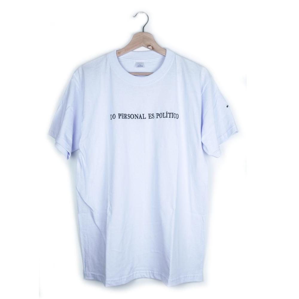 Lo personal Es Político Camiseta_3