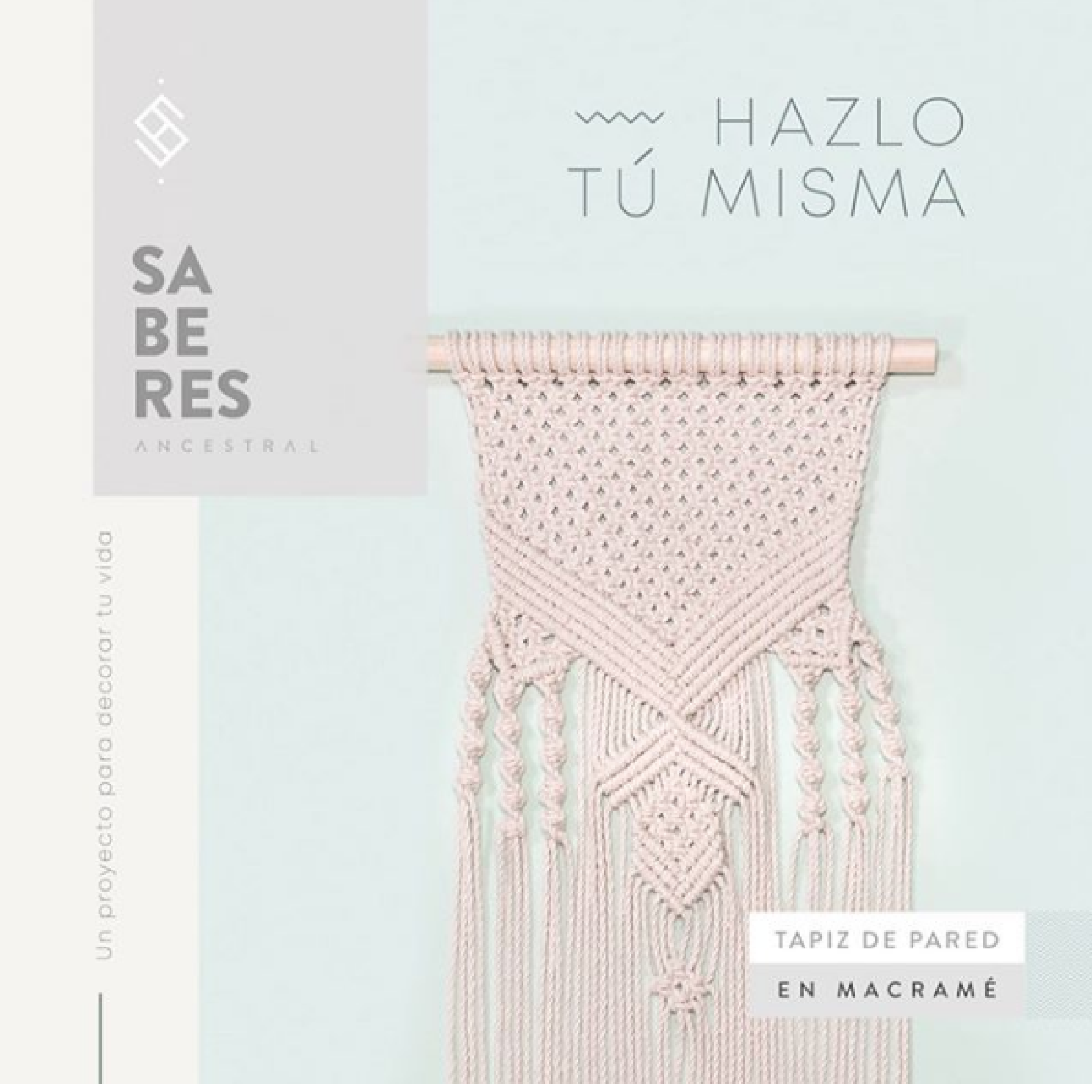 Kit Tapiz De Pared Hazlo Tu Mismo _2