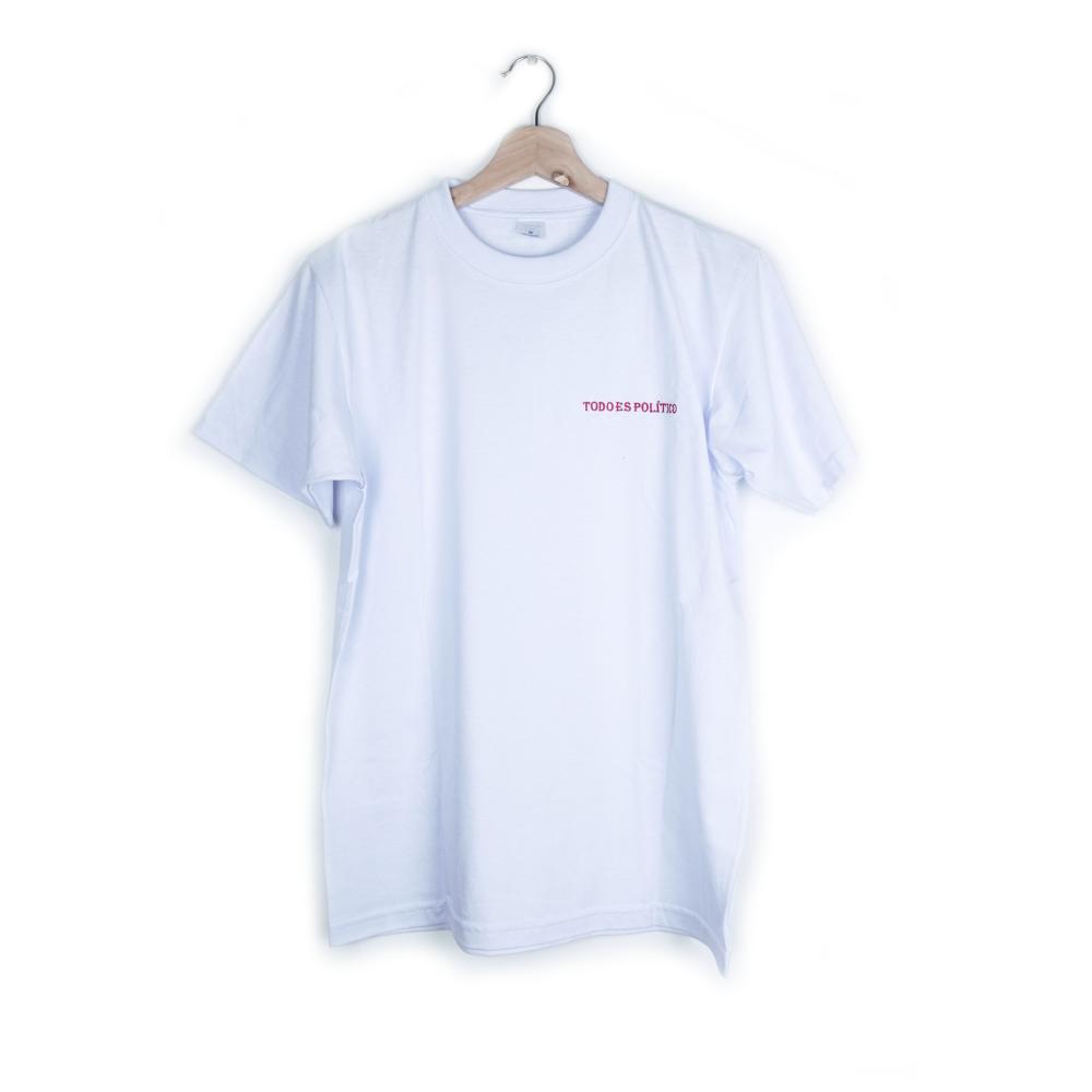 Todo Es Político Camiseta_1