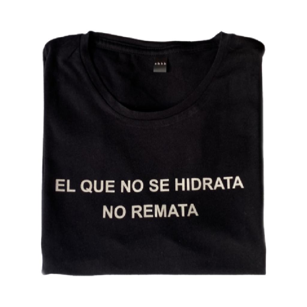 El Que No Se Hidrata Camiseta_1