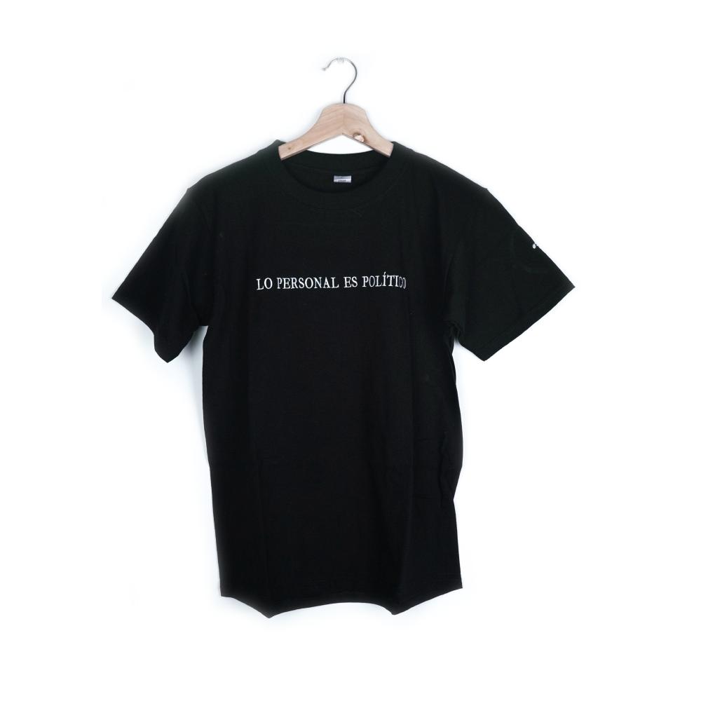 Lo personal Es Político Camiseta_2