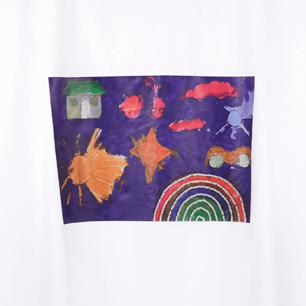 Camiseta La Esencia del Color - Arcoiris_2