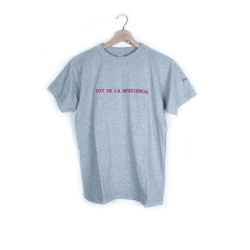 Soy De La Resistencia Camiseta_1