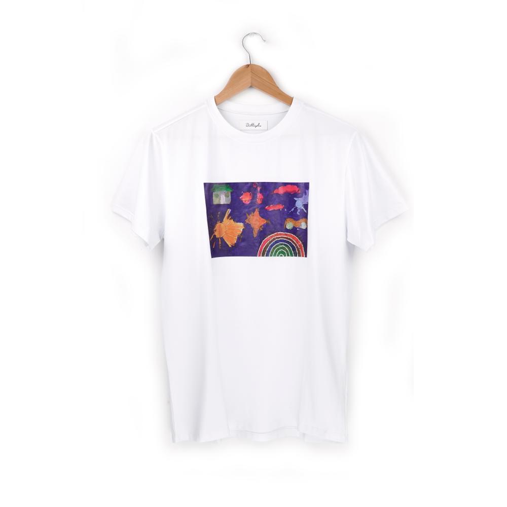 Camiseta La Esencia del Color - Arcoiris_1