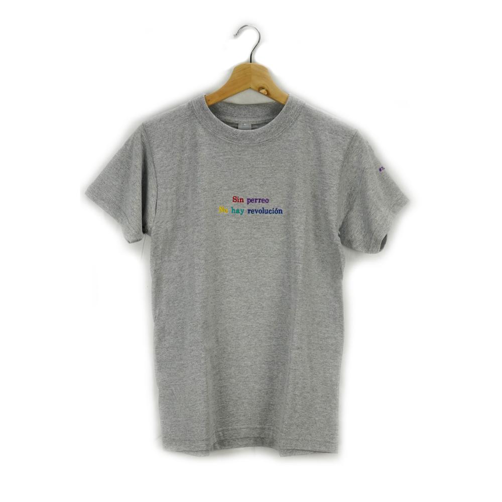 Camiseta Sin Perreo No Hay Revolución_1