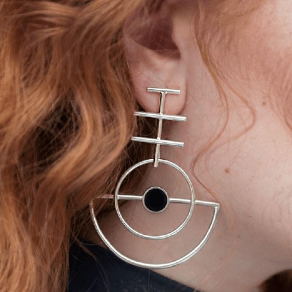 Bonny Earrings Onix_1