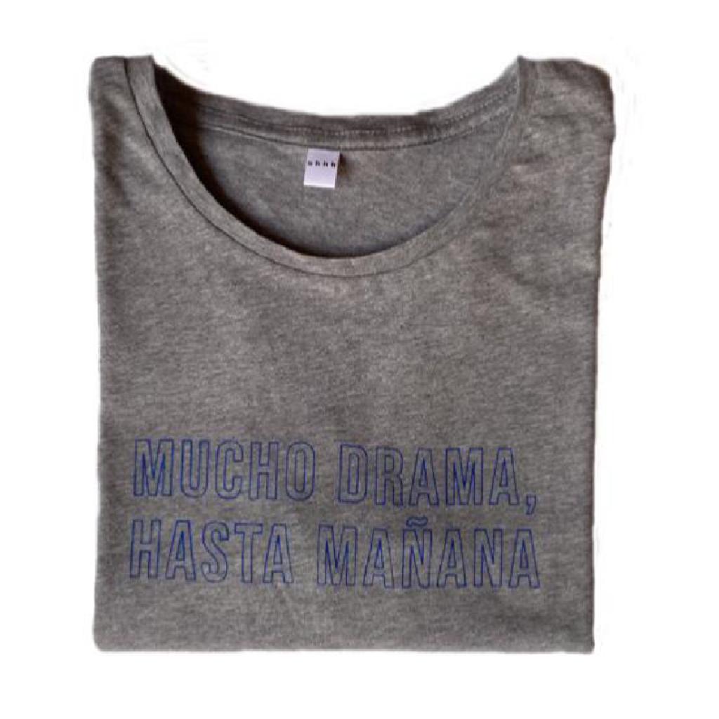 Mucho Drama Camiseta_1