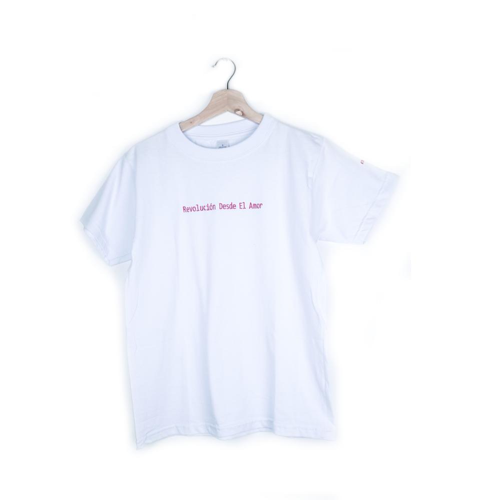 Revolución Desde EL Amor Camiseta_2