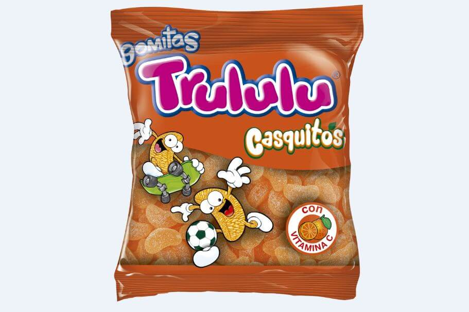 GOMAS TRULULU CASQUITOS DE MANDARINA *90gr_1