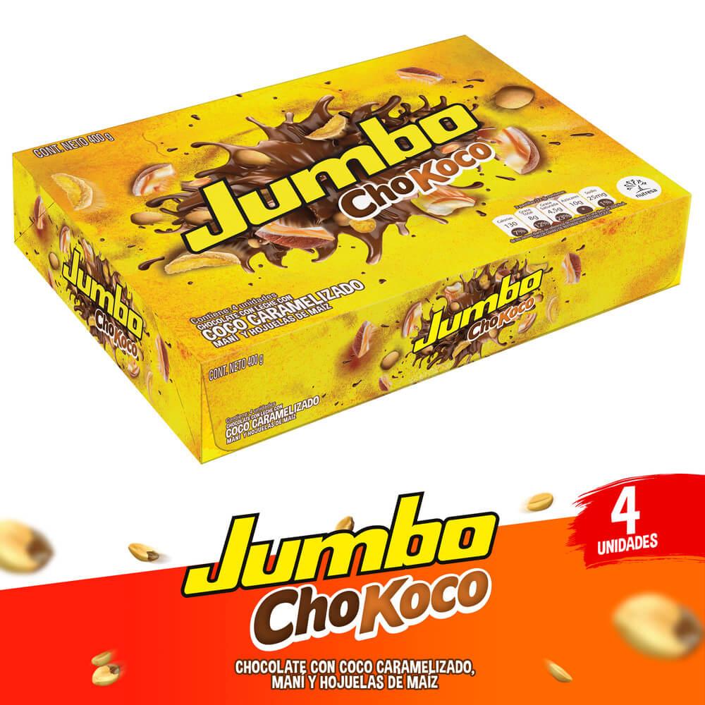 CHOCOLATINA JUMBO CHOKOCO*100gr_1