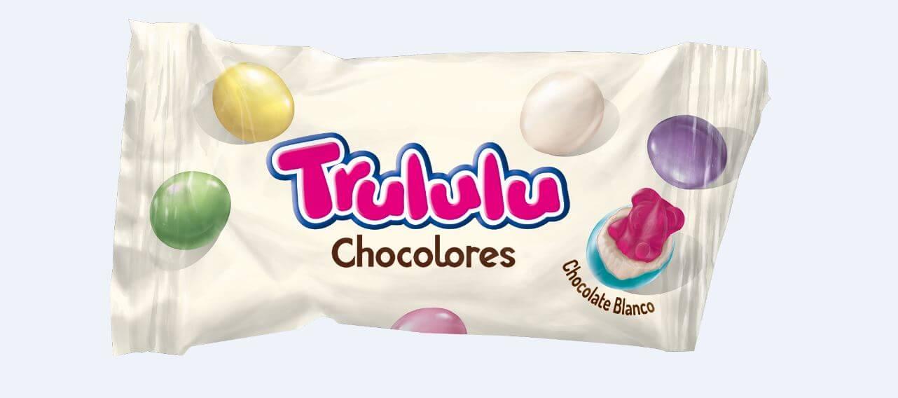 TRULULU CHOCOLORES BLANCO *12und *240gr_2
