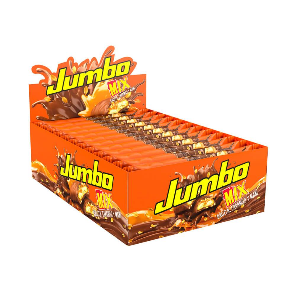 CHOCOLATINA JUMBO MIX *60gr_2