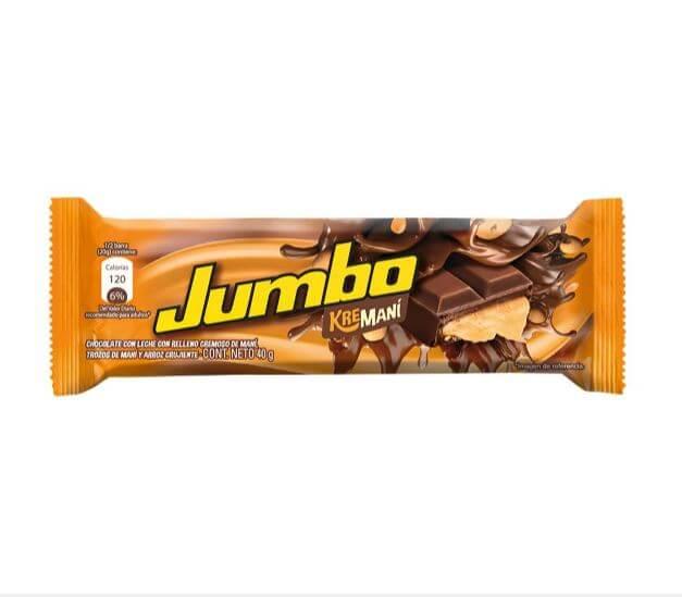 CHOCOLATINA JUMBO KREMANI *40gr_1
