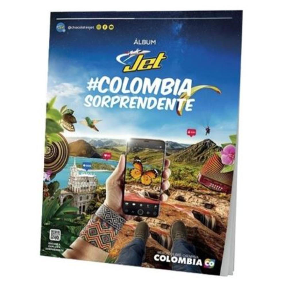 ALBUM JET #COLOMBIA SORPRENDENTE_1