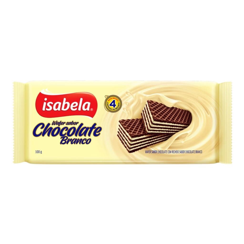 GALLETA ISABELLA CHOCOLATE BLANCO *100gr_1