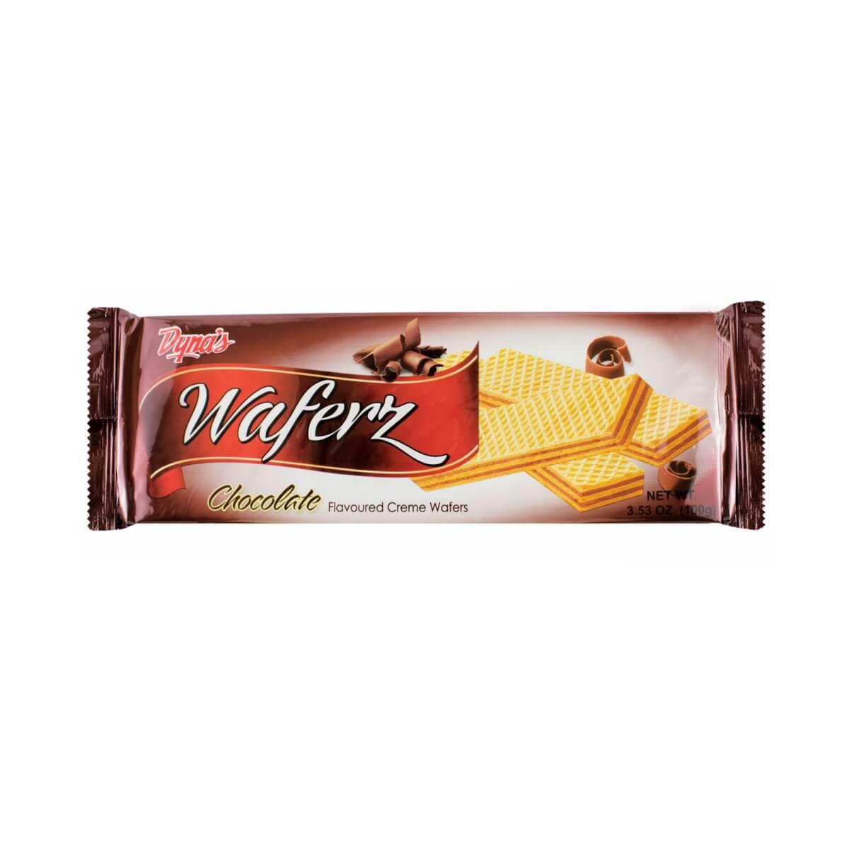 GALLETA WAFER DYNAZ CHOCOLATE *100gr_1