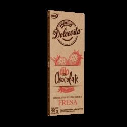 DOLCEVITA DILO CON CHOCOLATE SABOR FRESA *90gr_1