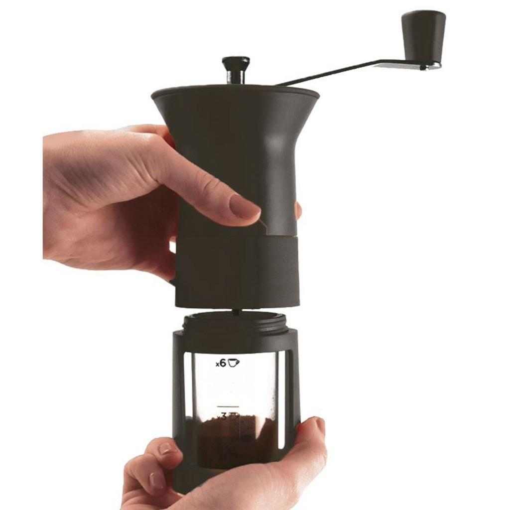 Moledor Manual de Café Negro   Bialetti_1