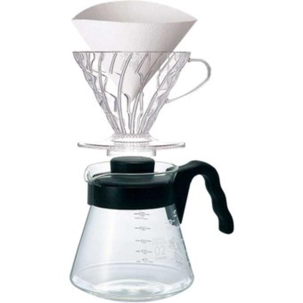 Kit Cafetera de Goteo  Hario _1