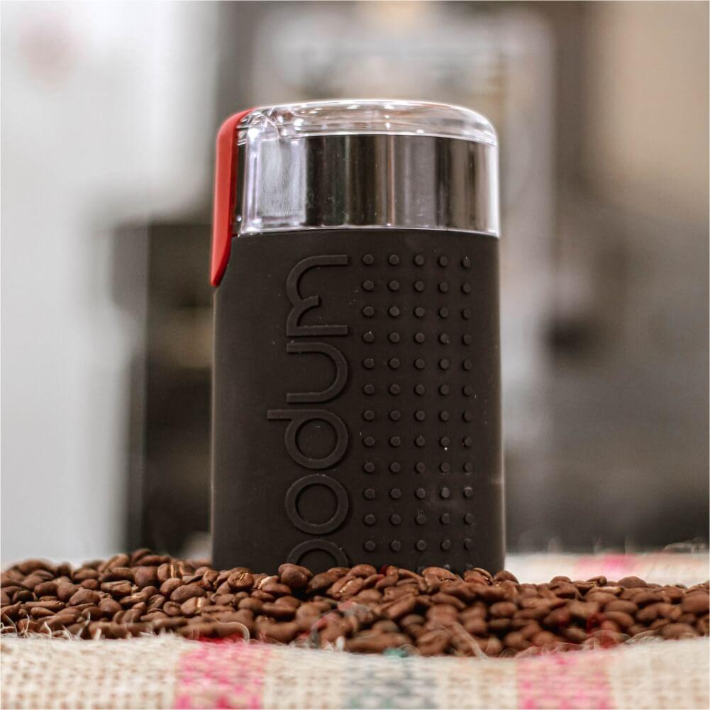 Moledor Eléctrico de Café 60 g Negro | Bodum |_1