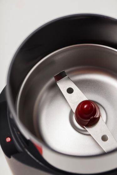 Moledor Eléctrico de Café 60 g Rojo | Bodum |_1