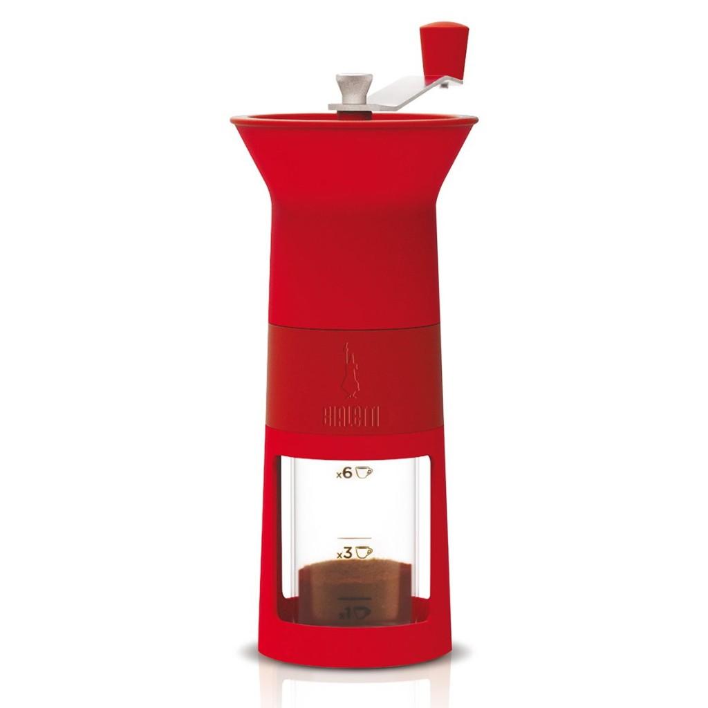 Moledor Manual de Café Rojo | Bialetti_1