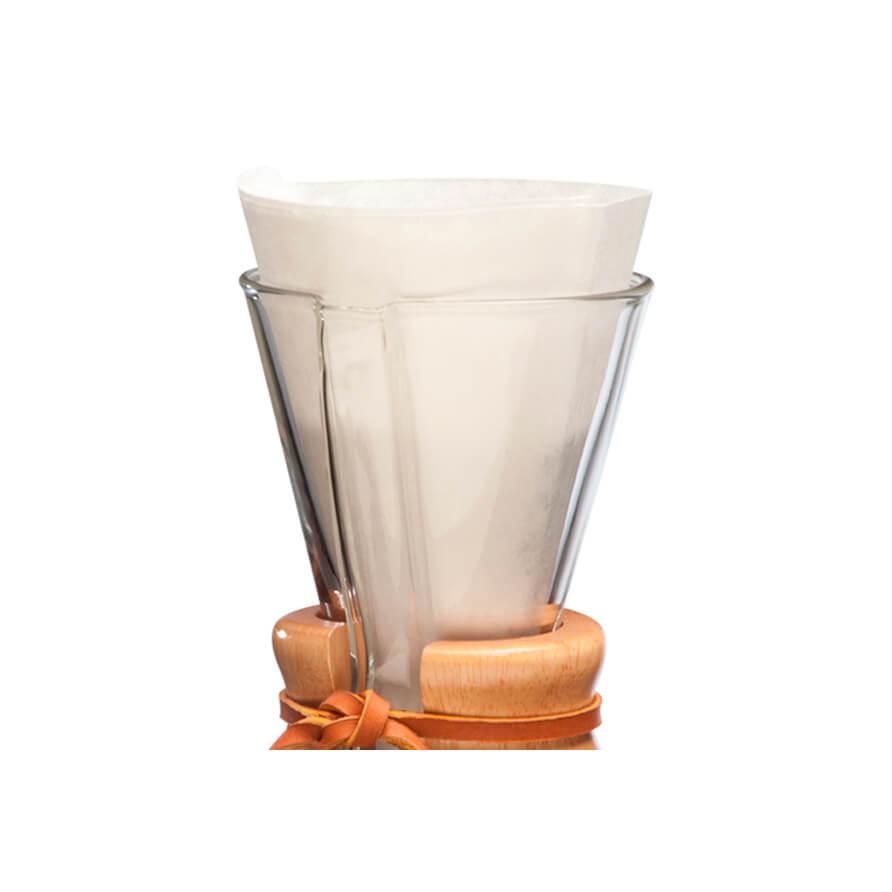 Filtro 3 Tazas 100 Unidades | Chemex |_1