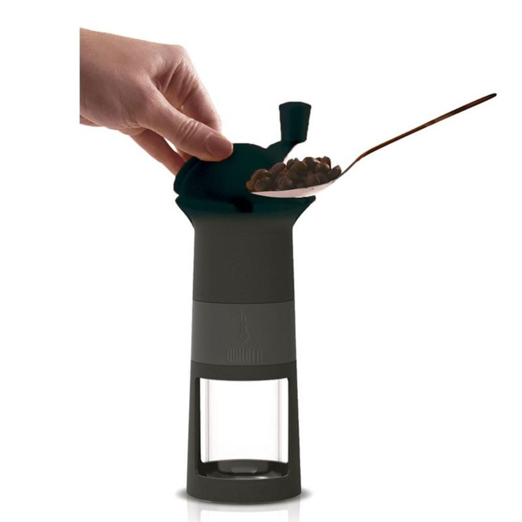 Moledor Manual de Café Negro | Bialetti_3