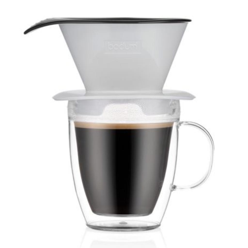 Pour Over Bodum  Gris 300 ml_1