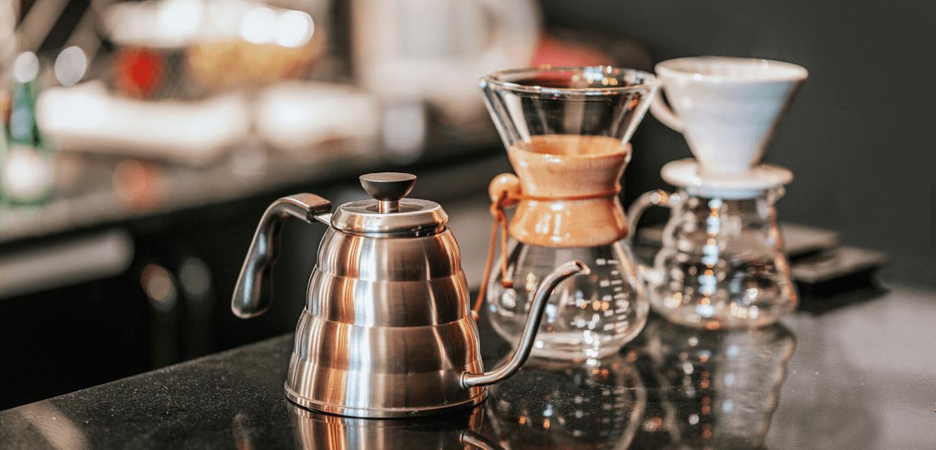 PREPARA TU CAFÉ