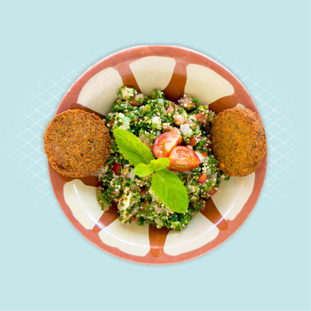 2 x Falafel + Hummus + Tabbule_1