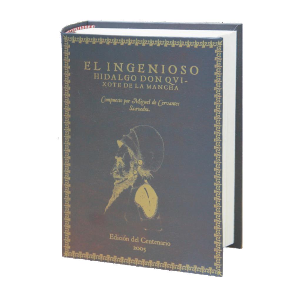 EL INGENIOSO HIDALGO DON QUIJOTE DE LA MANCHA ED. BIBLIÓFILO_1