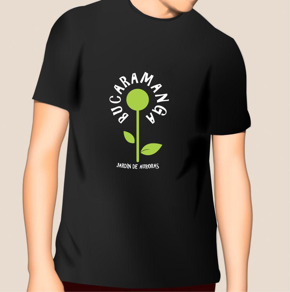 Camiseta Bucaramanga Jardín de Auroras_2