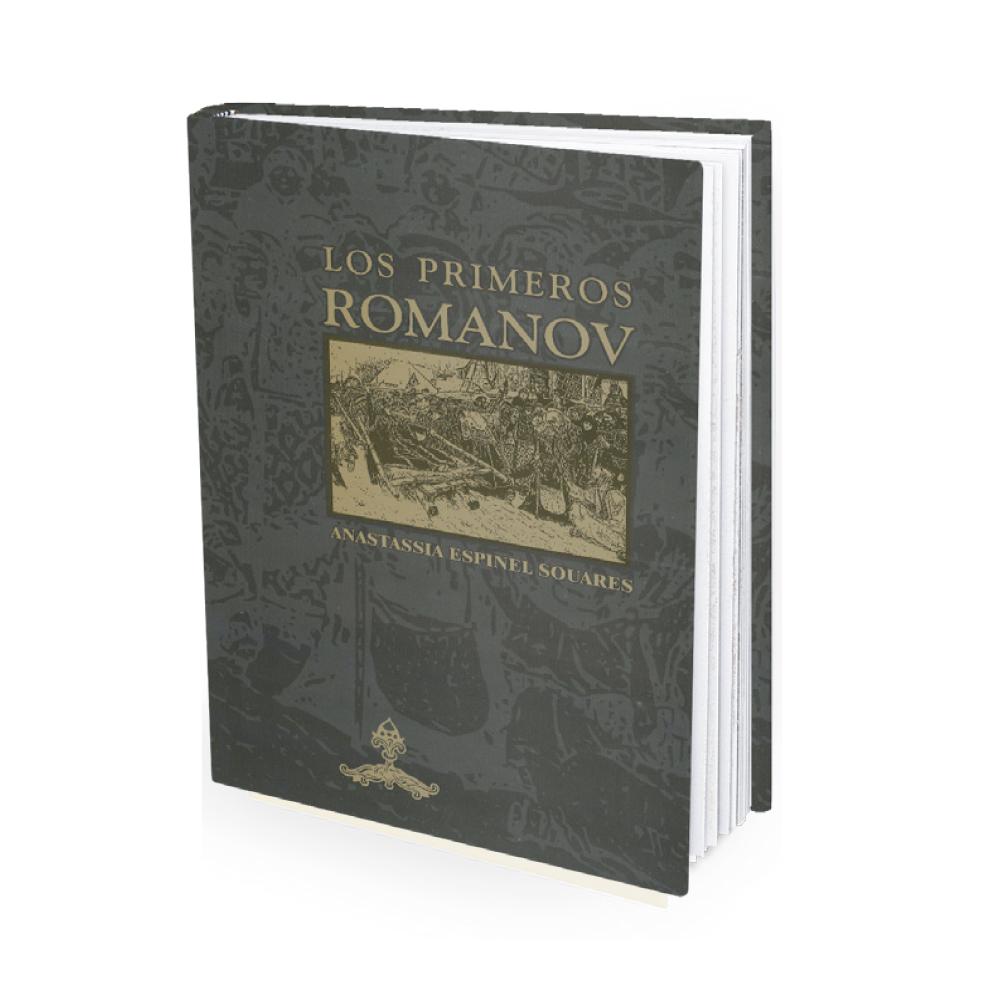 Los Primeros Romanov - Anastassia Espinel Souares_1