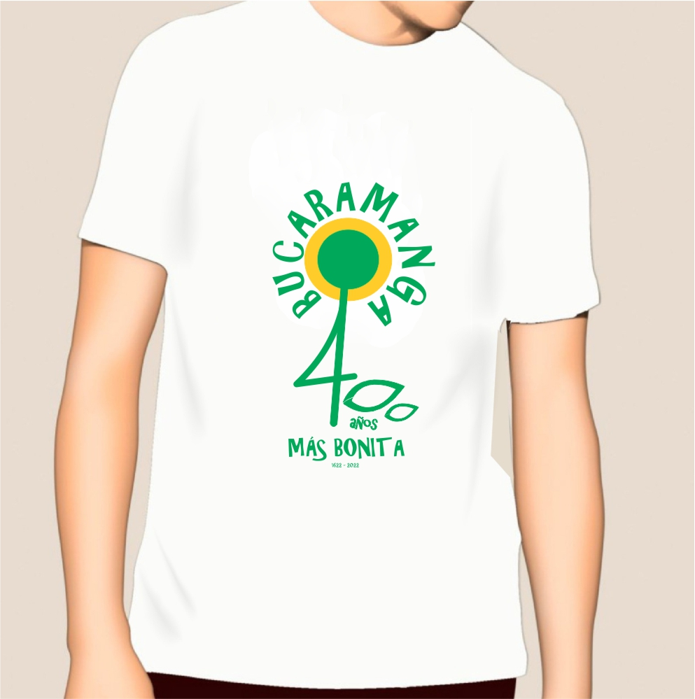 Camiseta Bucaramanga 400 años_4