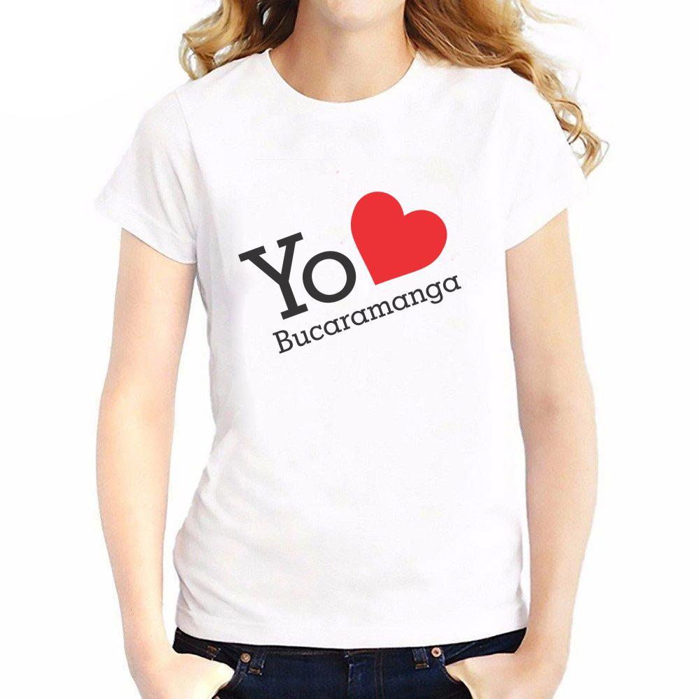 Camiseta Yo Amo a Bucaramanga_3