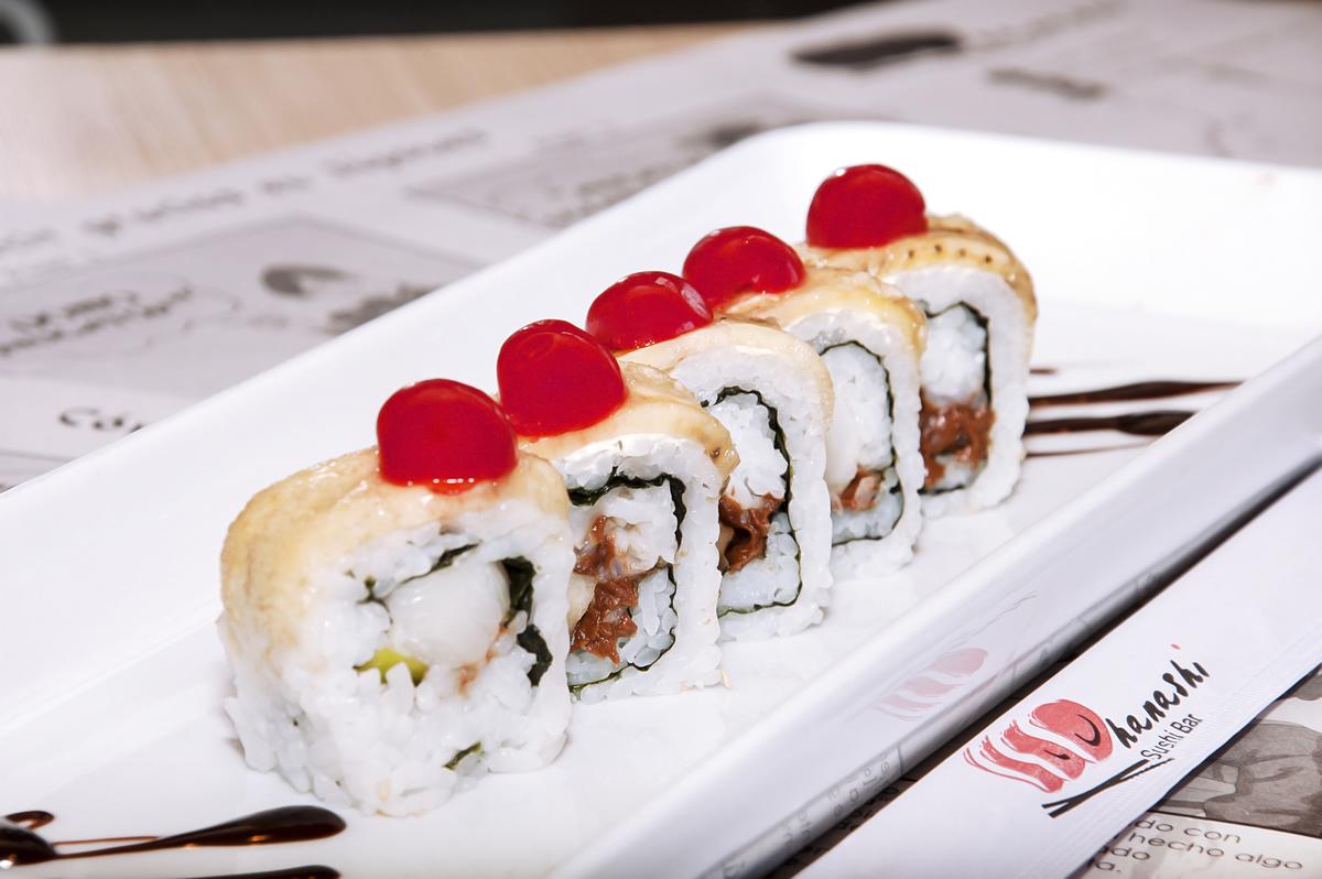 Rollo de sushi dulce_1