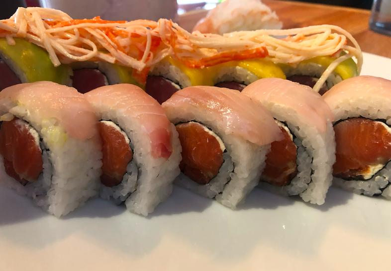 Hanabi roll _1