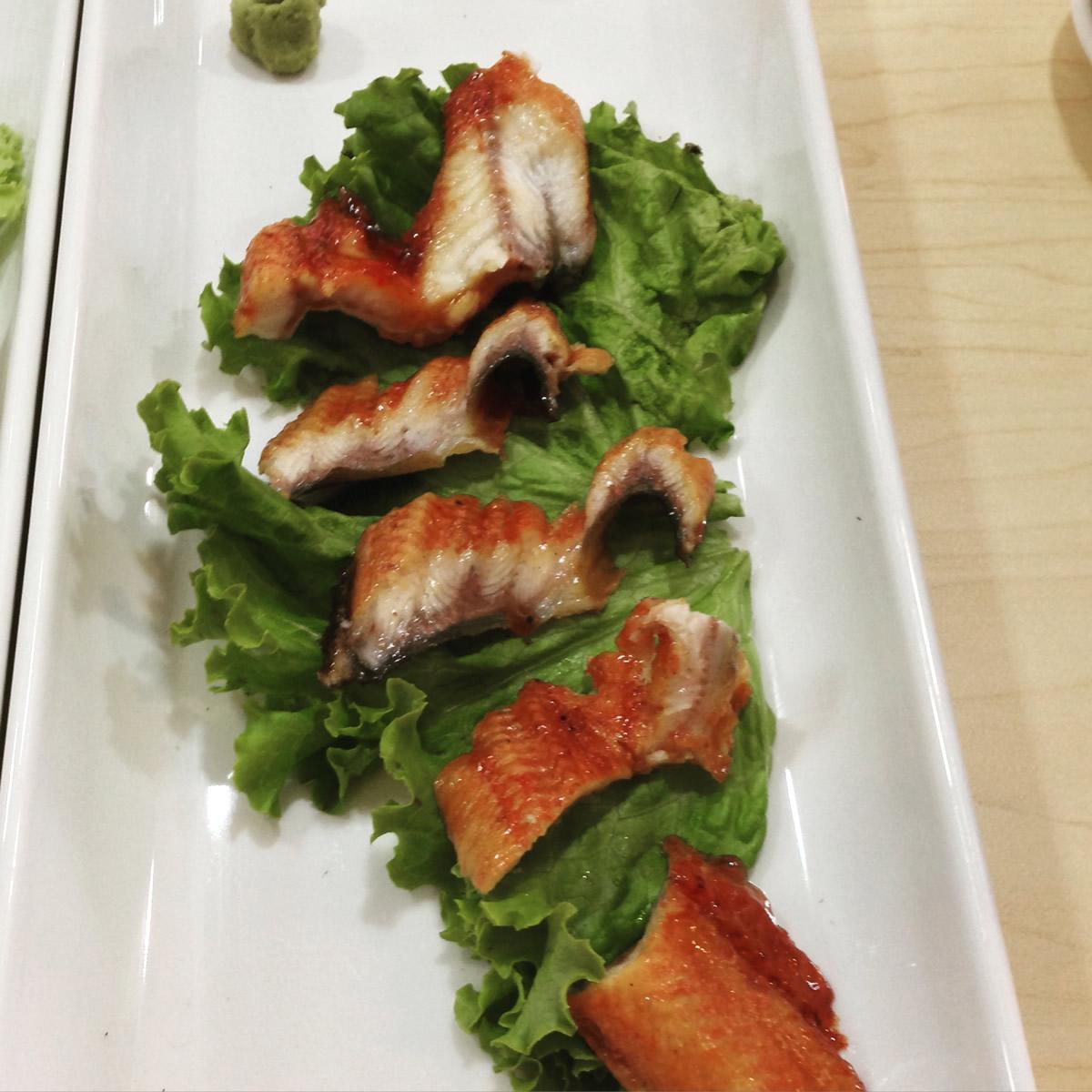 Sashimi de anguila_1