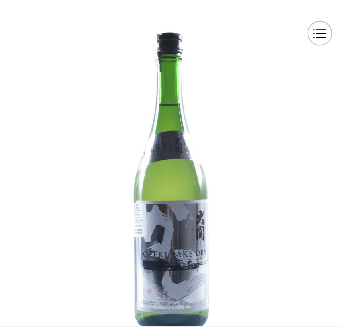Botella de sake (750ml)_1