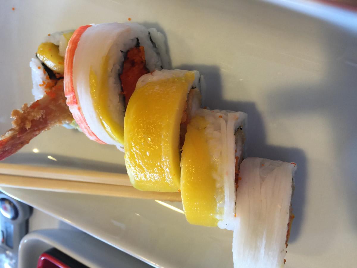 Peach roll _1