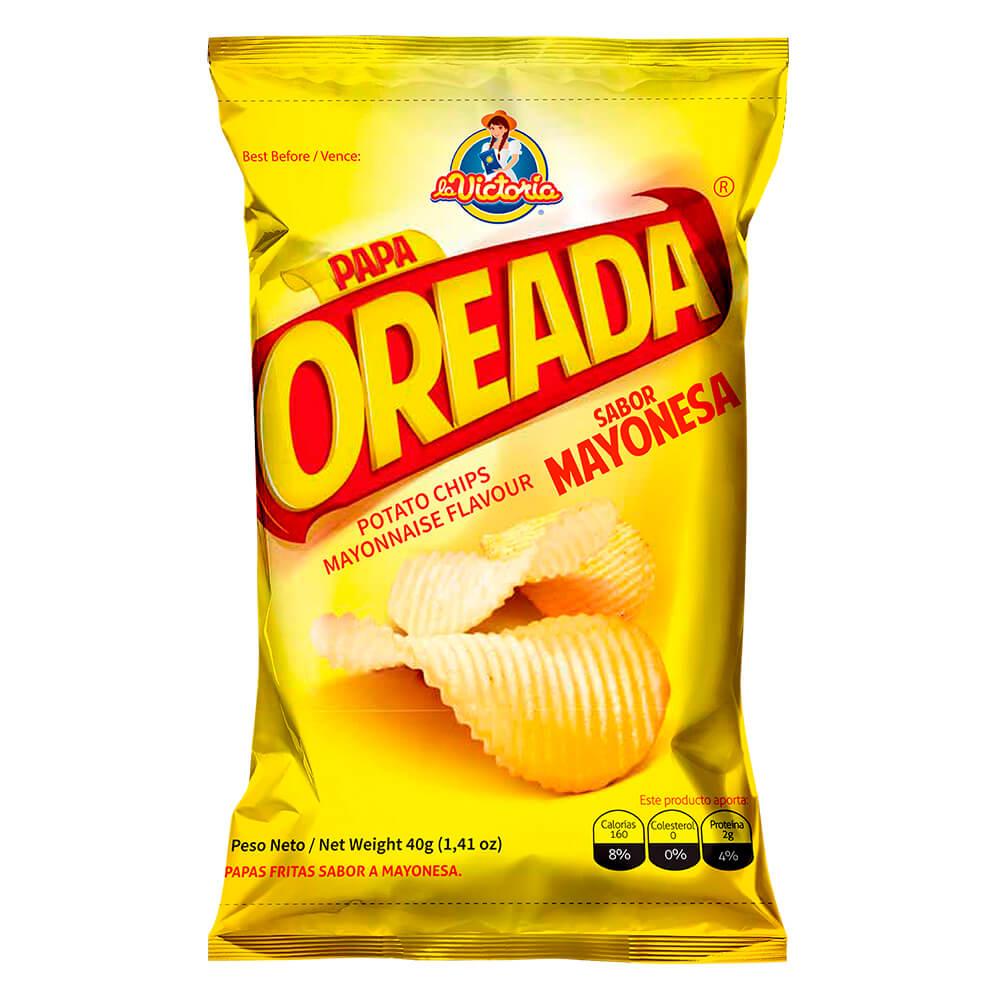 Papa Oreada Mayonesa 40 g (Display PAGUE 6 LLEVE 7 UND.)_1